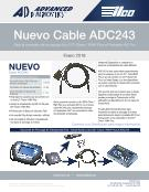 Thumbnail ADC243 Cable for Cloning Units 2016